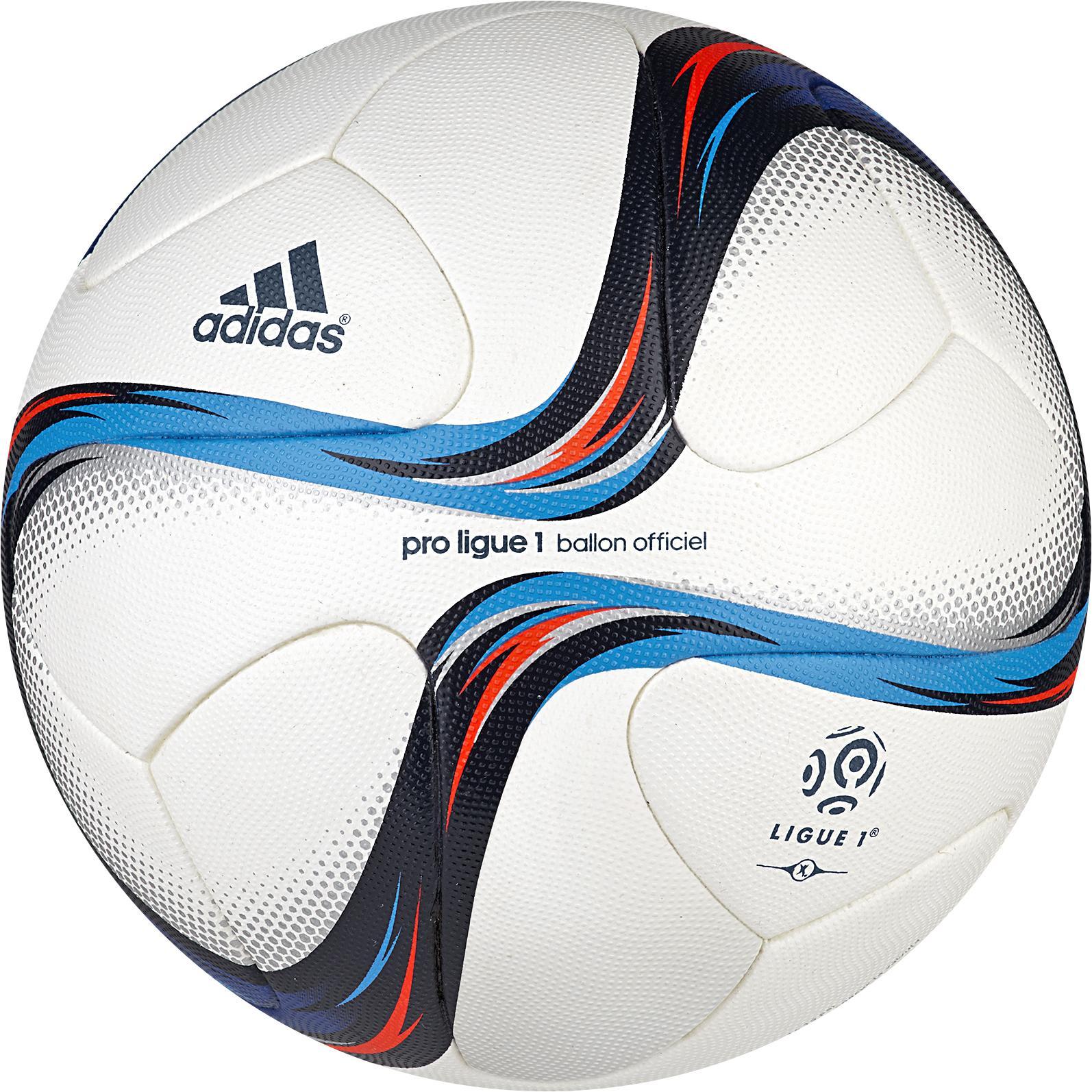 adidas Fotboll Pro Ligue 1 2015/16 Matchboll