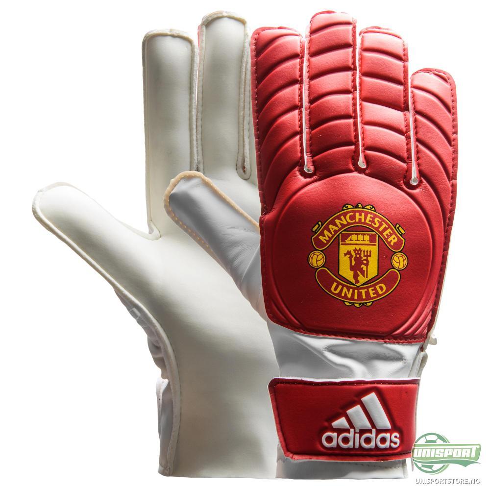 6e7ec4b3 adidas – Keeperhanske Young Pro Manchester United Barn