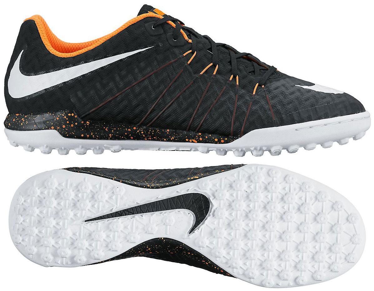 Nike HypervenomX Finale Street TF Svart/Vit/Orange