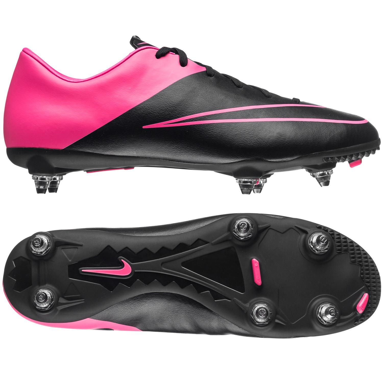 Nike Mercurial Victory V SG Svart/Pink