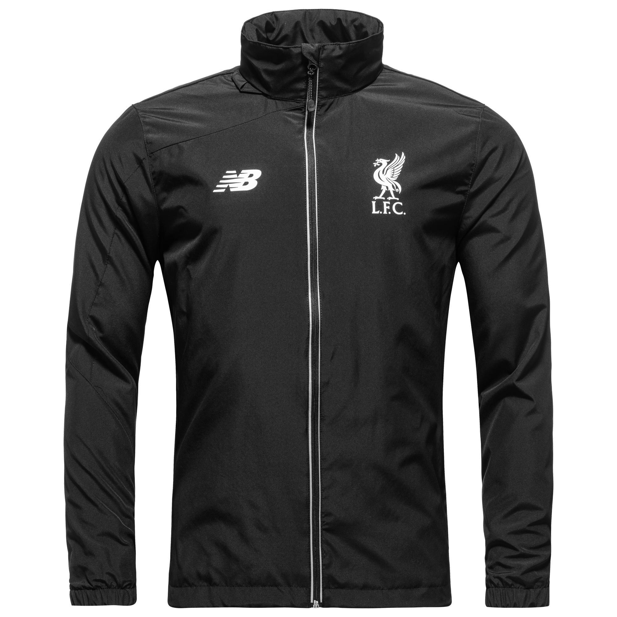 Liverpool Regnjacka Svart
