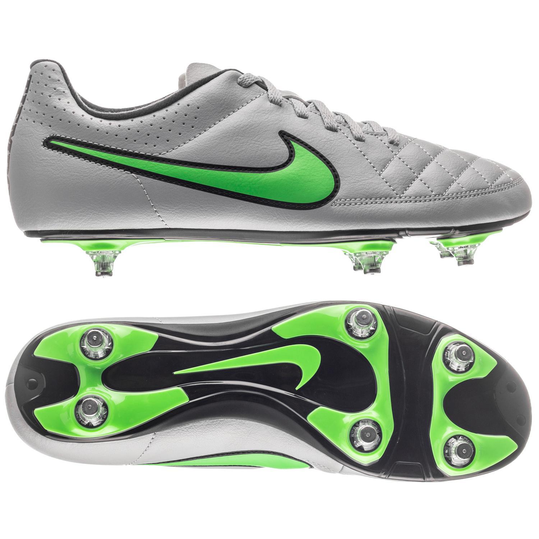 Nike Tiempo Rio II SG Grå/Grön