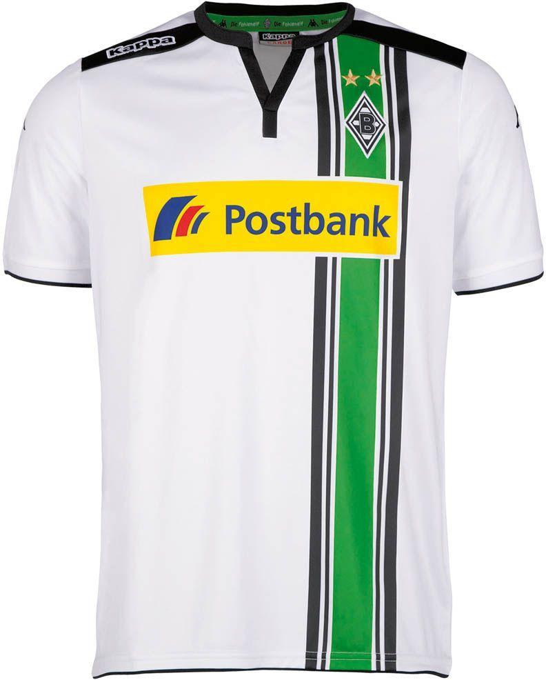 Borussia Mönchengladbach - Hjemmebanetrøje 2015/16 FORUDBESTILLING