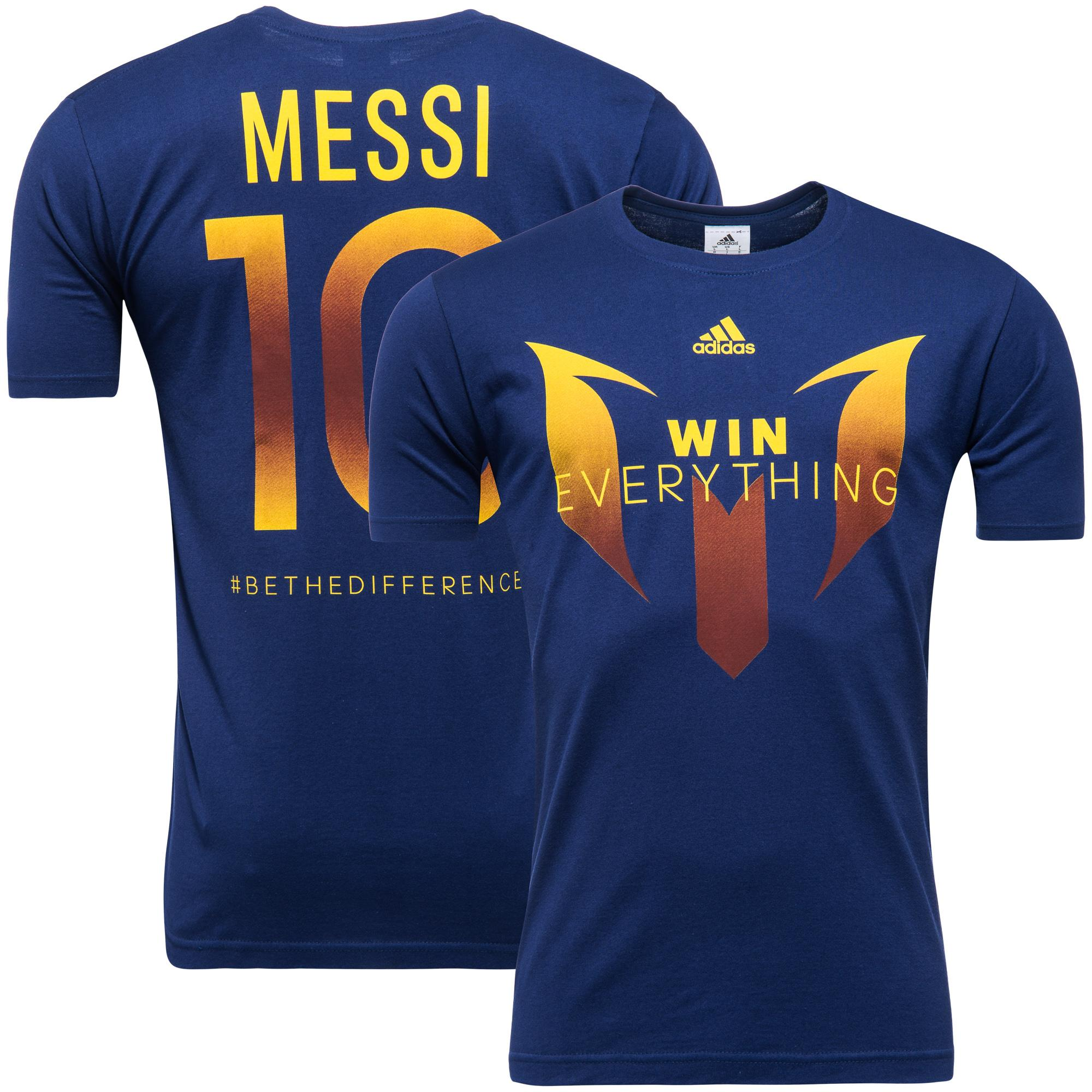 adidas T-Shirt Messi UCL Finale 15 Navy