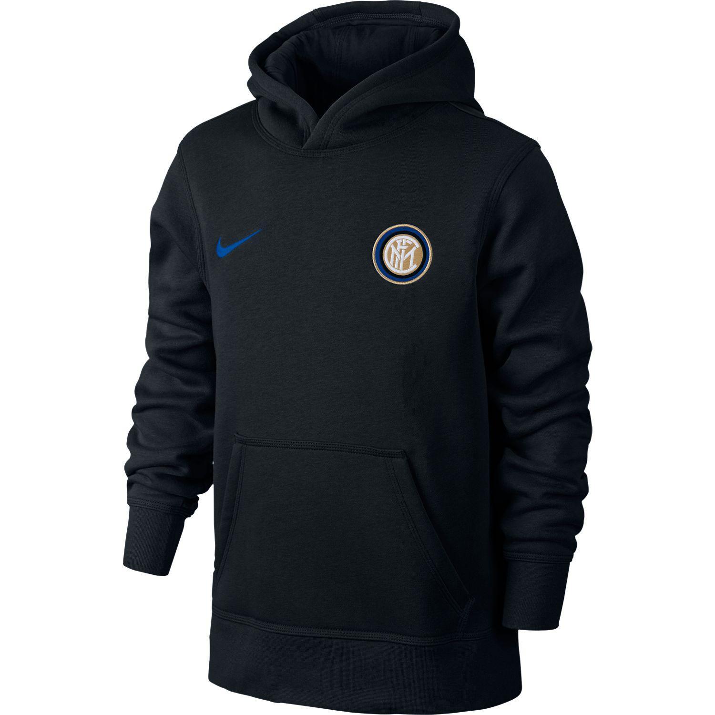 Inter Luvtröja Core Svart/Blå Barn