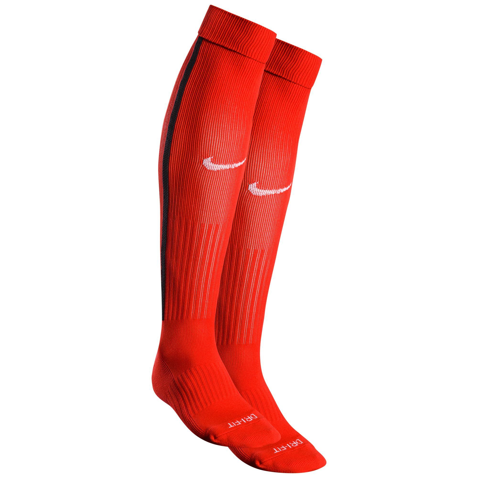 Nike Fotbollsstrumpor Vapor III Röd