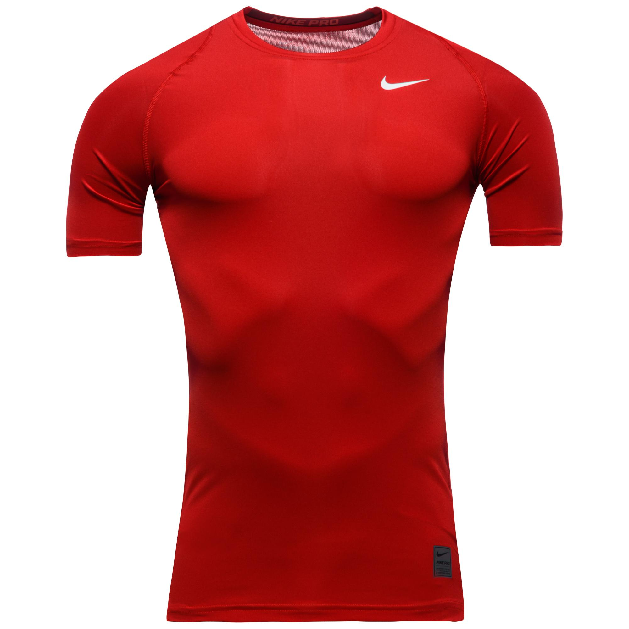 Nike Pro Cool Compression K/Ä Röd