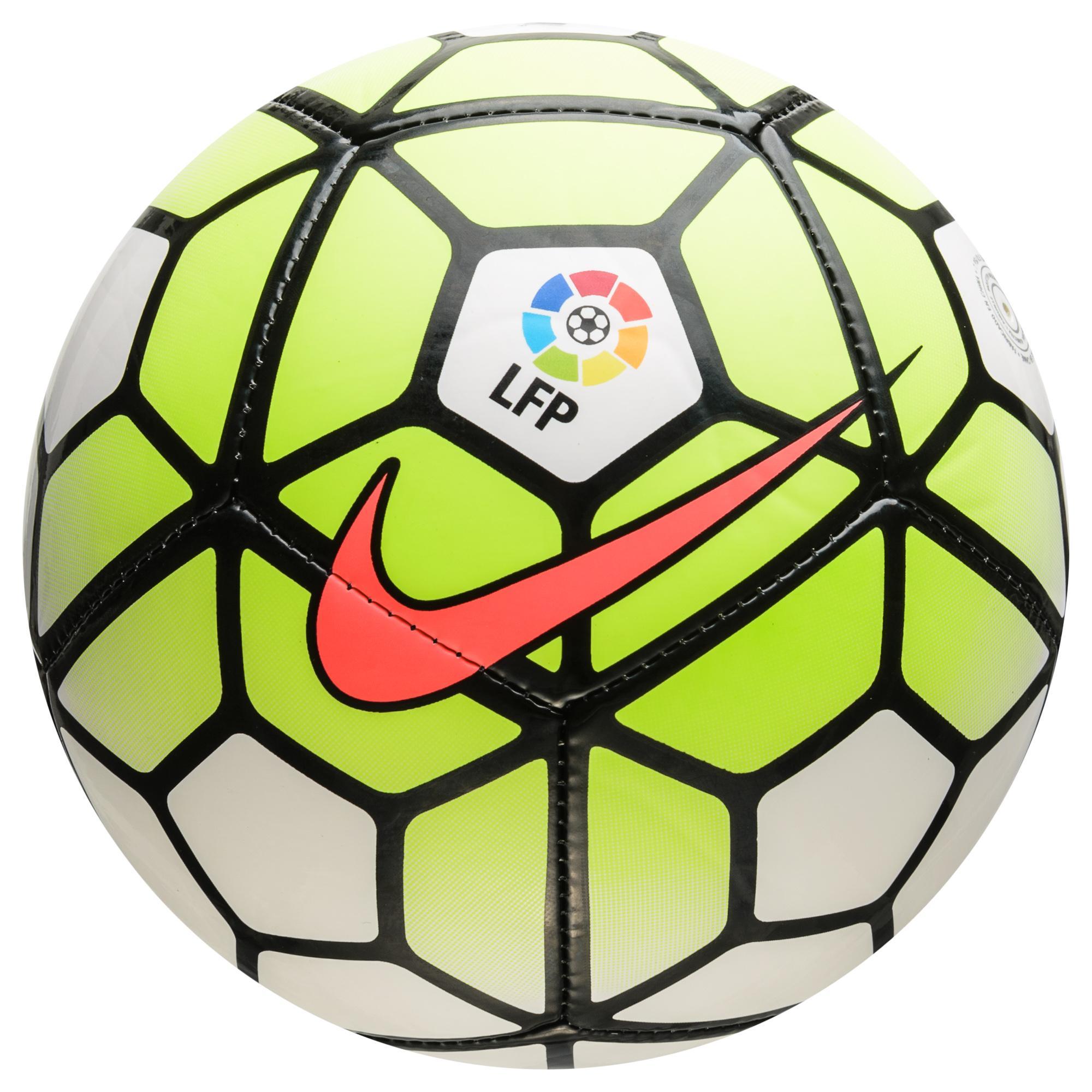 Nike Fotboll Skills LFP La Liga Gul/Vit