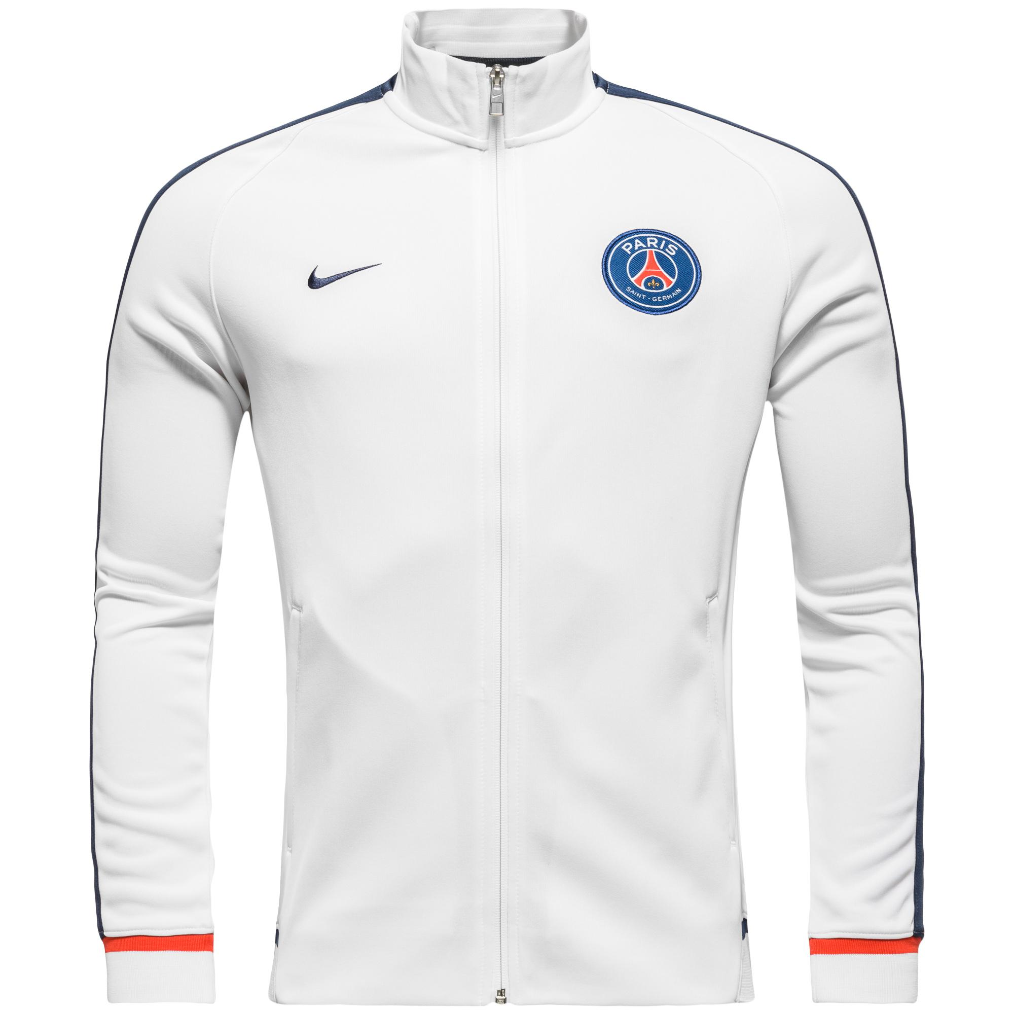 Paris Saint Germain Track Top N98 Authentic Vit