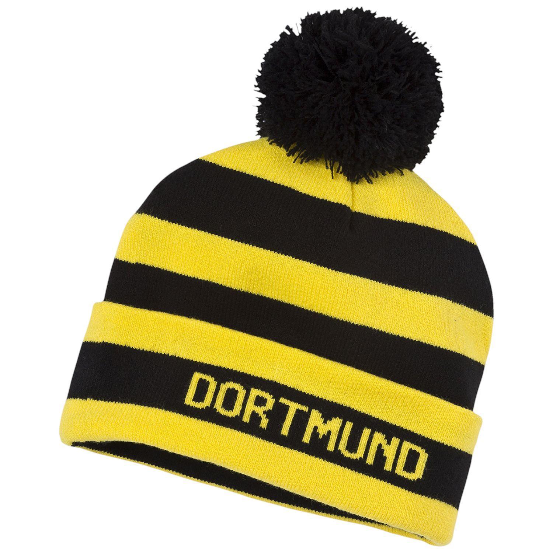 Dortmund Mössa Gul/Svart