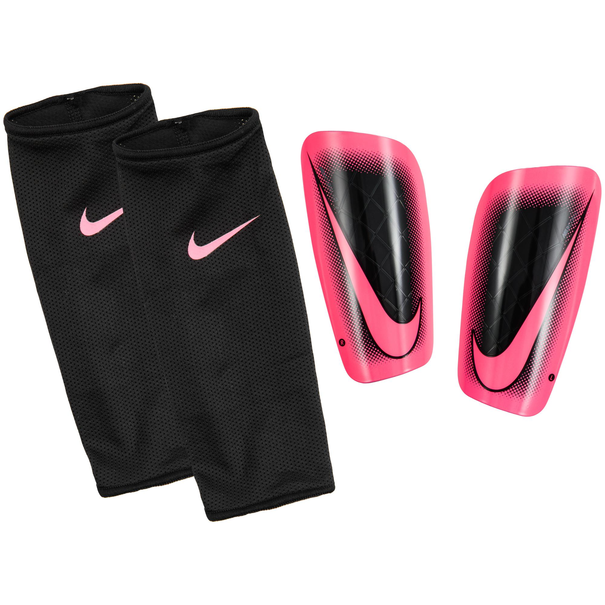 Nike Mercurial Lite Benskydd Pink/Svart