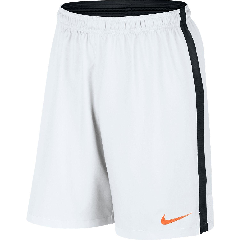 Nike Shorts Strike Longer Woven Vit/Svart