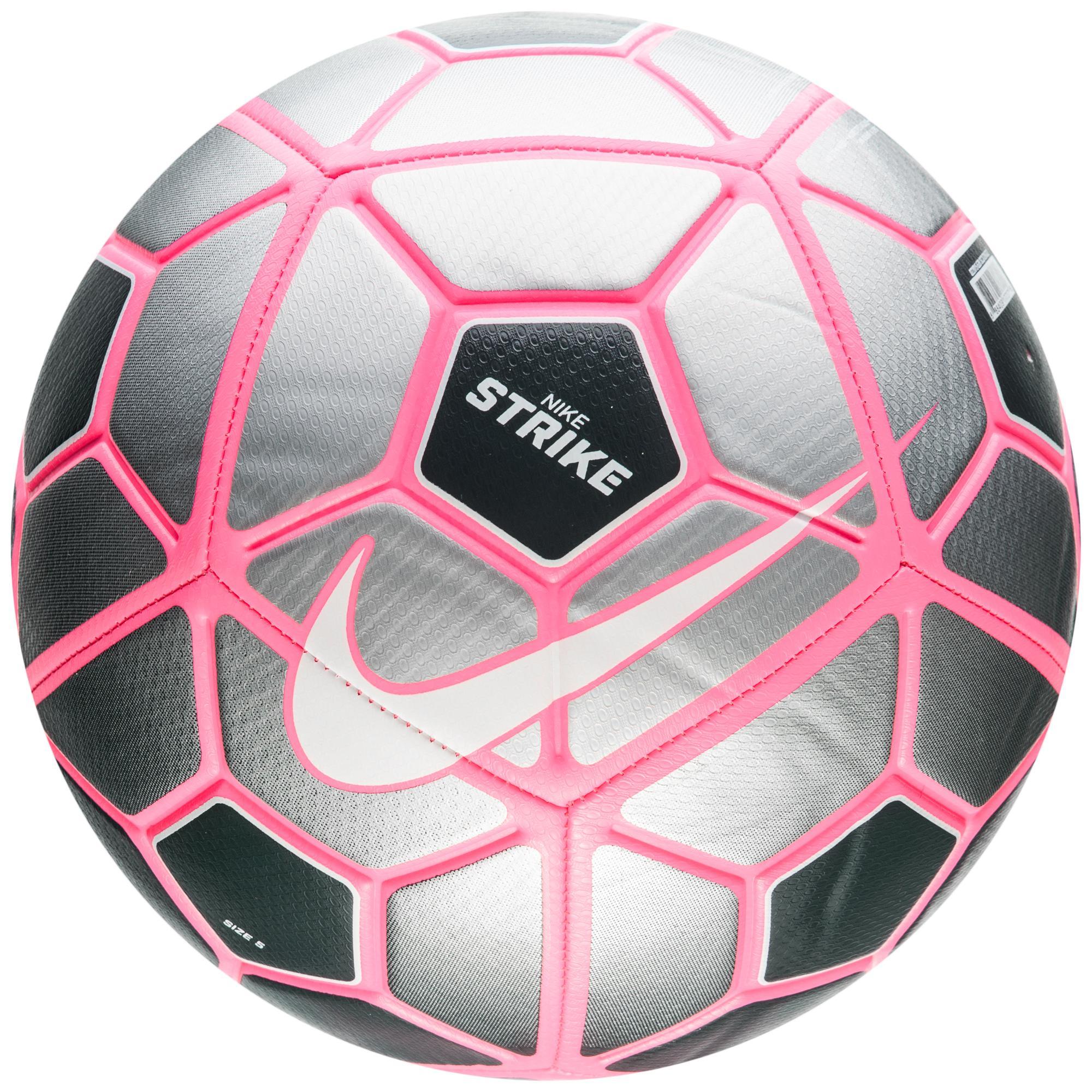 Nike Fotboll Strike Grå/Svart/Rosa