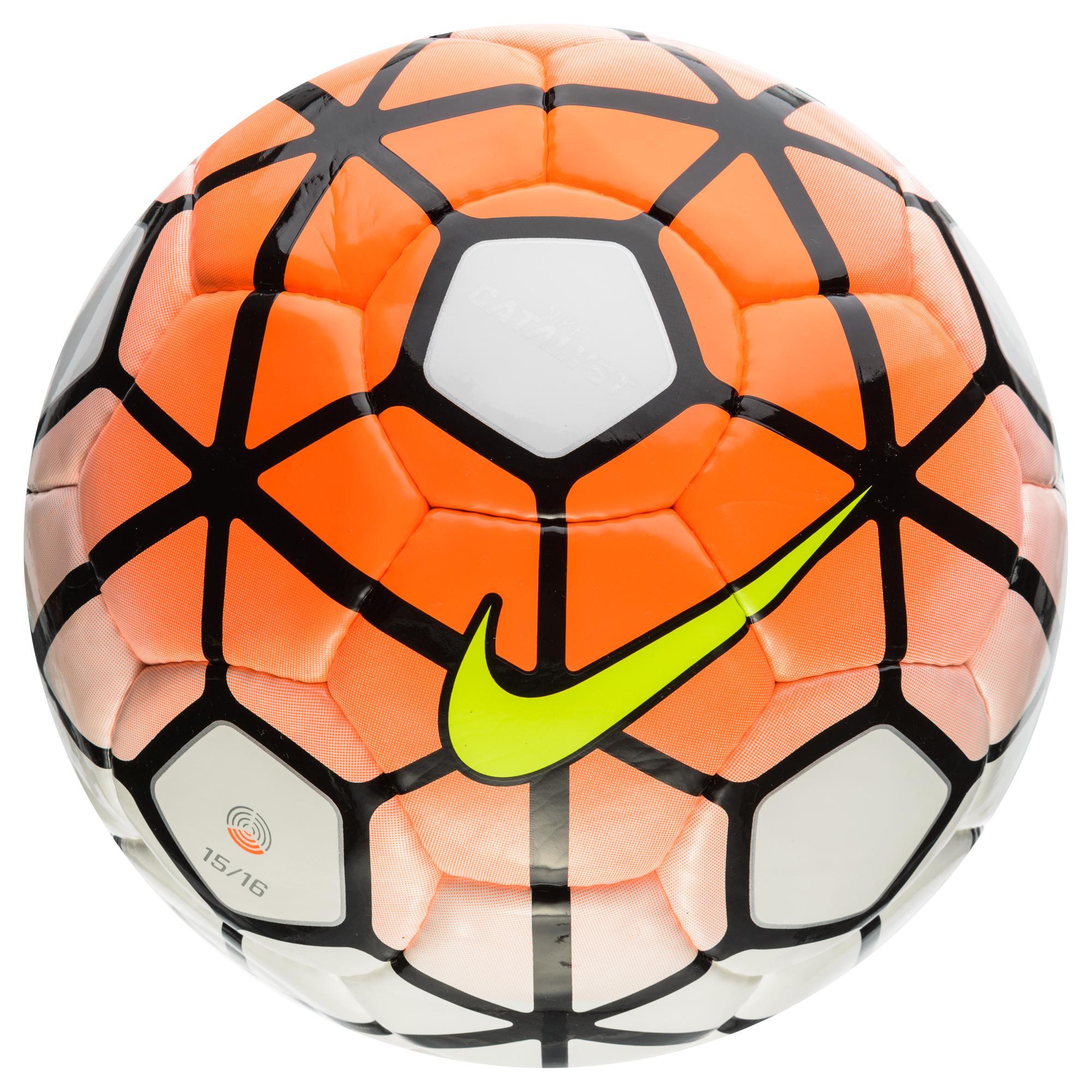 Nike Fotboll Catalyst Vit/Orange/Svart