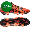 adidas - X 15.1 Primeknit FG/AG Oranssi/Musta