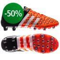 adidas - Ace 15.1 FG/AG Oranssi/Valkoinen/Musta