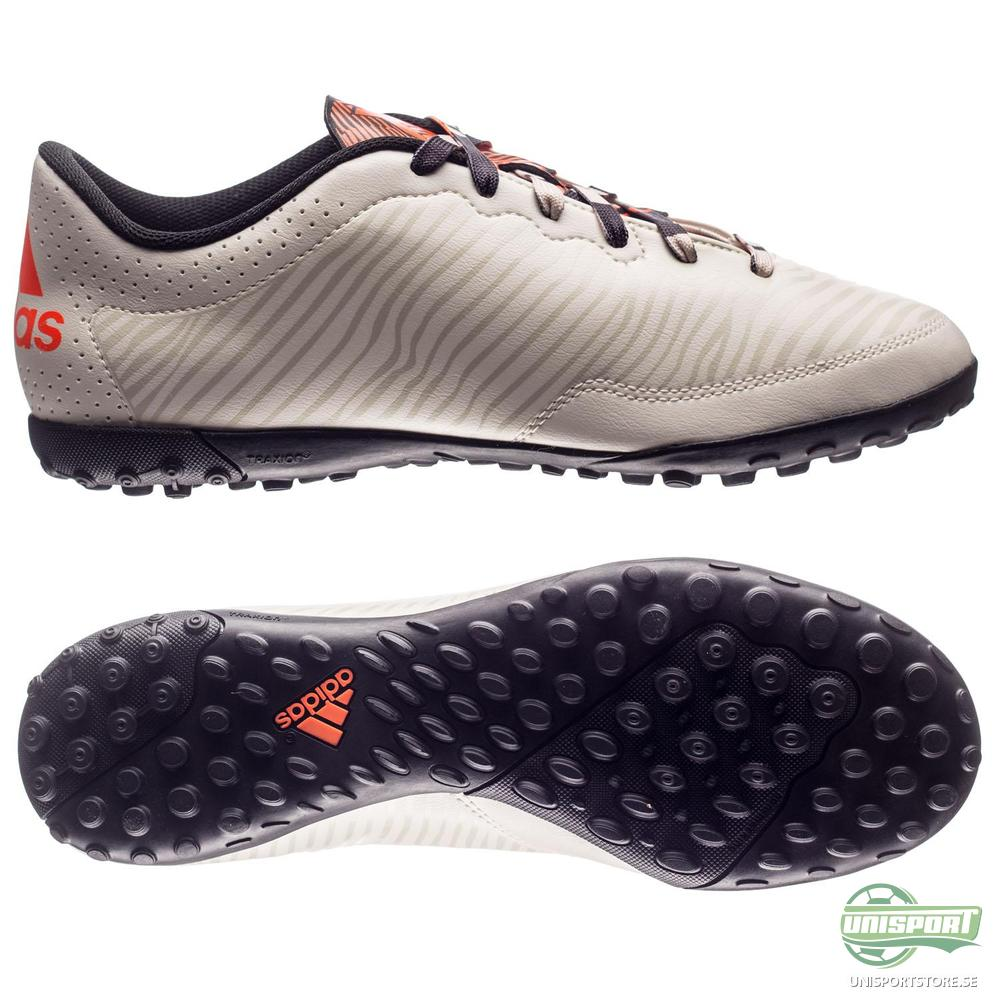 on sale 5606b 56976 adidas X 15.3 Cage TF Vit Svart