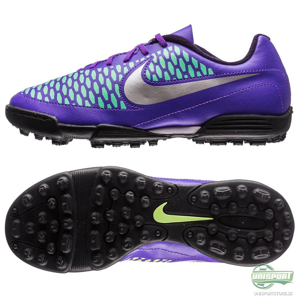 newest 98801 2bb53 Nike Magista Ola TF Lila Turkos Silver Barn
