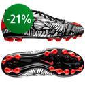 Nike - Hypervenom Phelon II Neymar Jr AG Musta/Punainen/Valkoinen Lapset