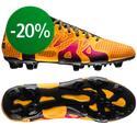adidas - X 15+ Primeknit FG/AG Keltainen/Oranssi/Pinkki