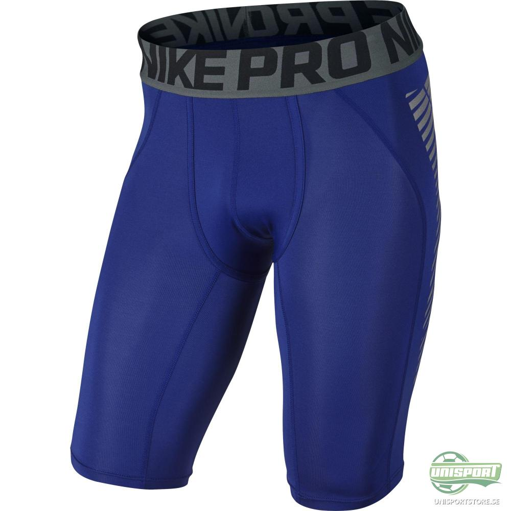 e488d816 Nike F.C. Pro Cool Compression Slider Tights Blå