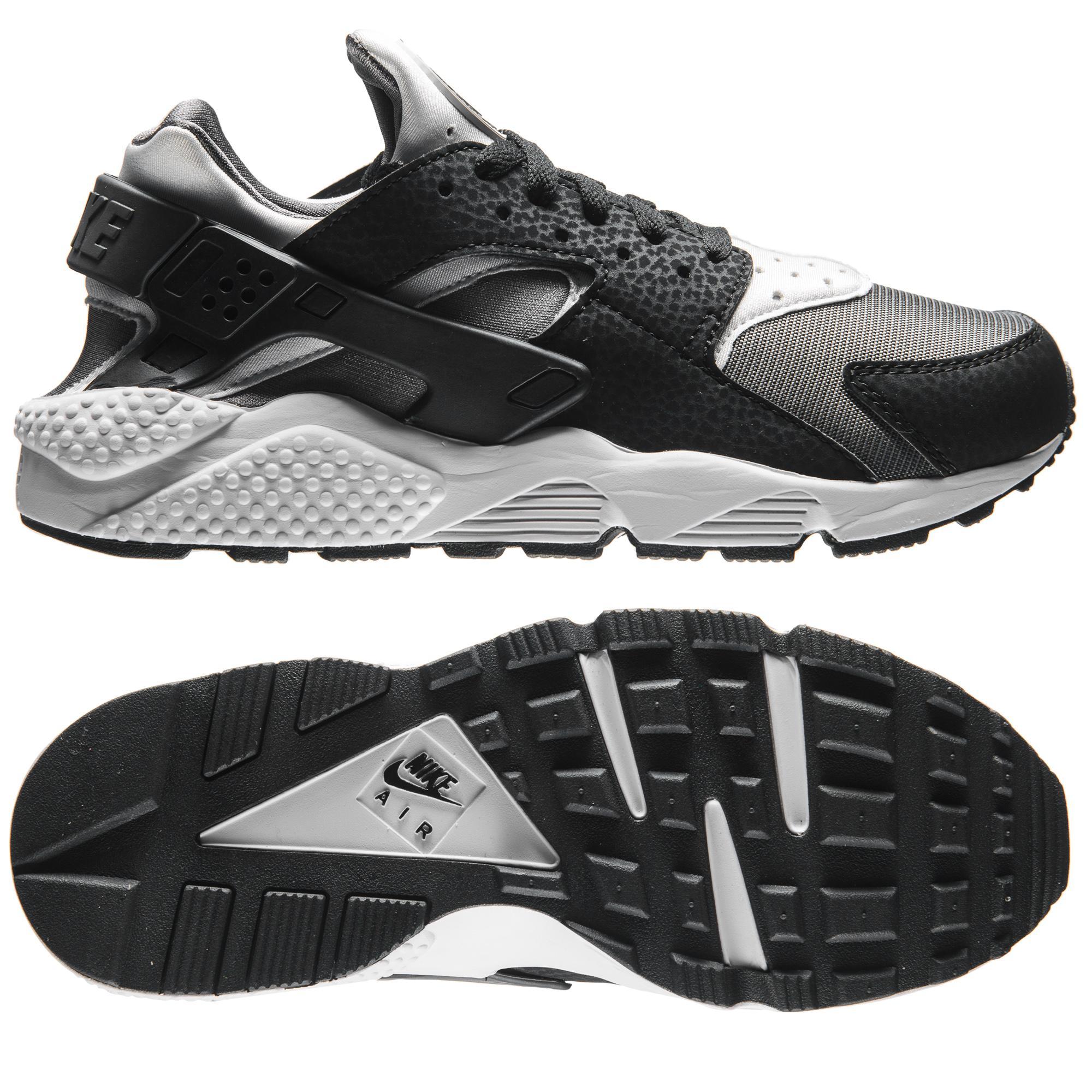 Nike Huarache Rood Grijs
