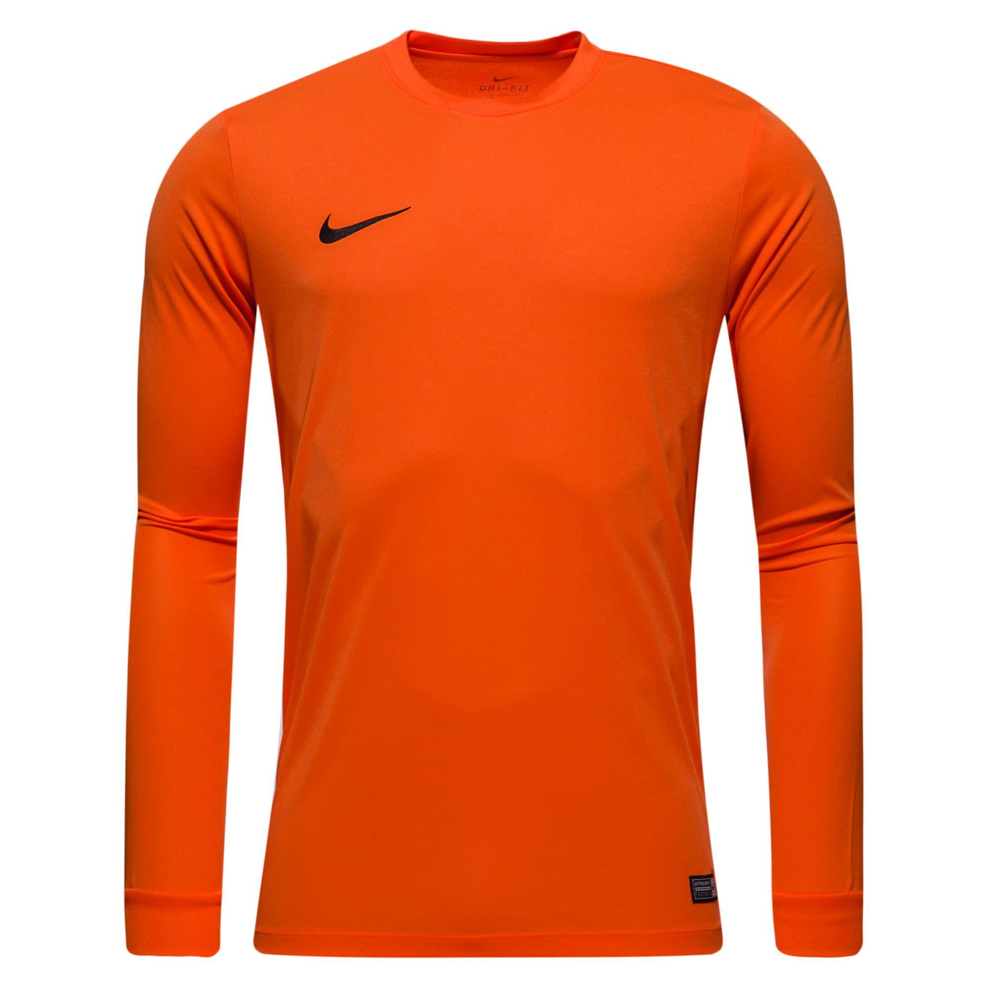 nike air max 90 en soldes - Nike Maillot de Football Park VI M/L Orange - Junior | www ...