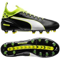 33df28ab6 PUMA evoTOUCH PRO AG - Black/White/Safety Yellow PRE-ORDER