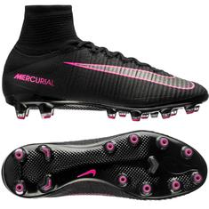 Nike Mercurial Superfly V AGPRO Black Pink Blast