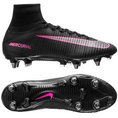 brand new dfe20 7ab18 Nike Mercurial Superfly V SG-PRO Black Pink Blast PRE-ORDER