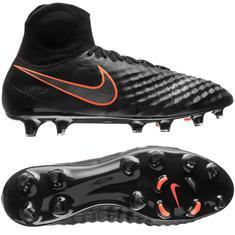 Nike - Magista Obra II FG Svart Orange d46ba7fa2cc9c
