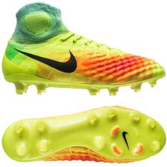 Nike Magista Obra II FG Neon Rosa Turkos 83a9522be65a0