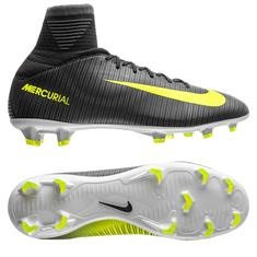 effe01a7f Nike Mercurial Superfly V CR7 Chapter 3  Discovery FG - Seaweed Volt Kids