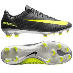 b987f459 Nike Mercurial Vapor XI CR7 Chapter 3: Discovery FG - Grønn/Neon