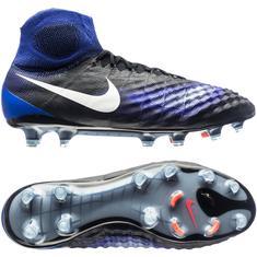 e129540d8cbd Nike Magista Obra II FG Dark Lightning Pack - Black White Paramount Blue