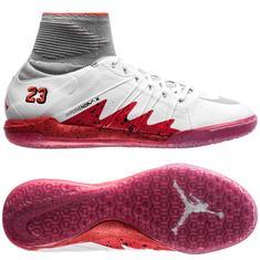 d7bc3b5a Nike HypervenomX Proximo Neymar x Jordan IC - Hvit/Sølv/Rød Barn