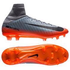 Nike Mercurial Veloce III DF CR7 Chapter 4 FG - Gris/Orange