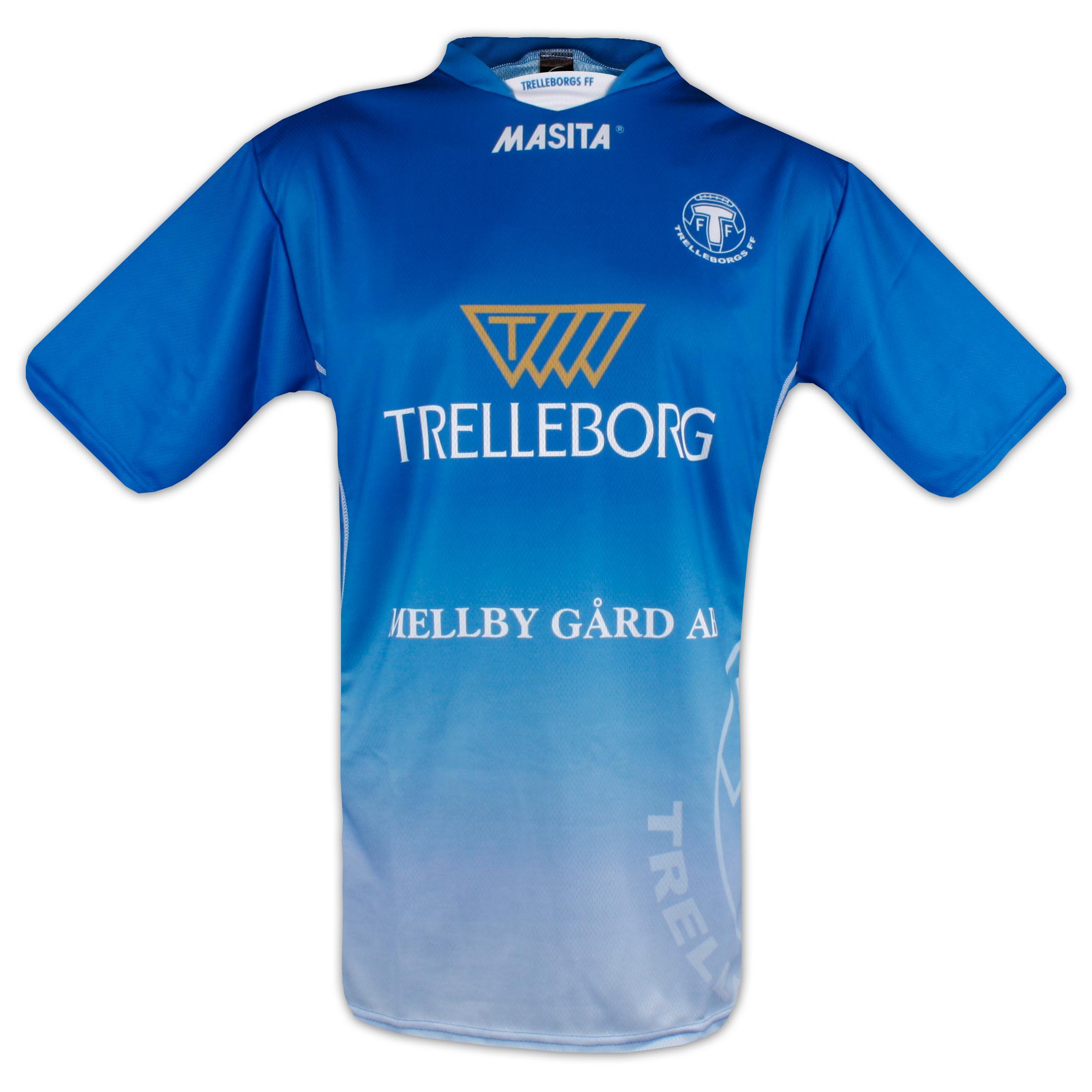 Trelleborg FF - Hjemmebanetrøje 2010