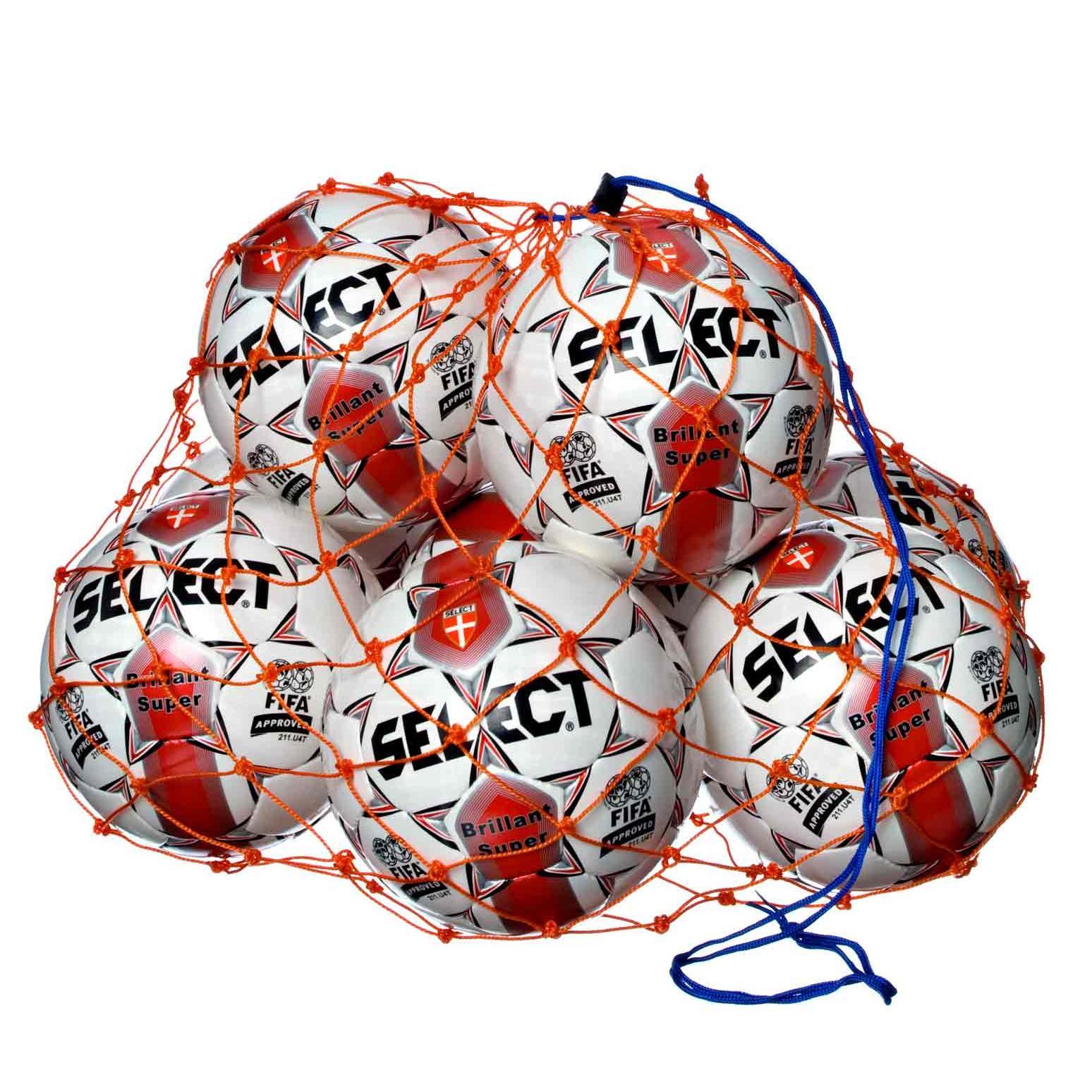 Select - Boldnet Rød 14-16 Bolde