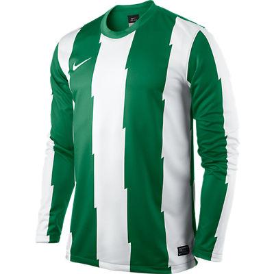 Nike - Spilletrøje Energy Hvid/Grøn L/Æ Børn