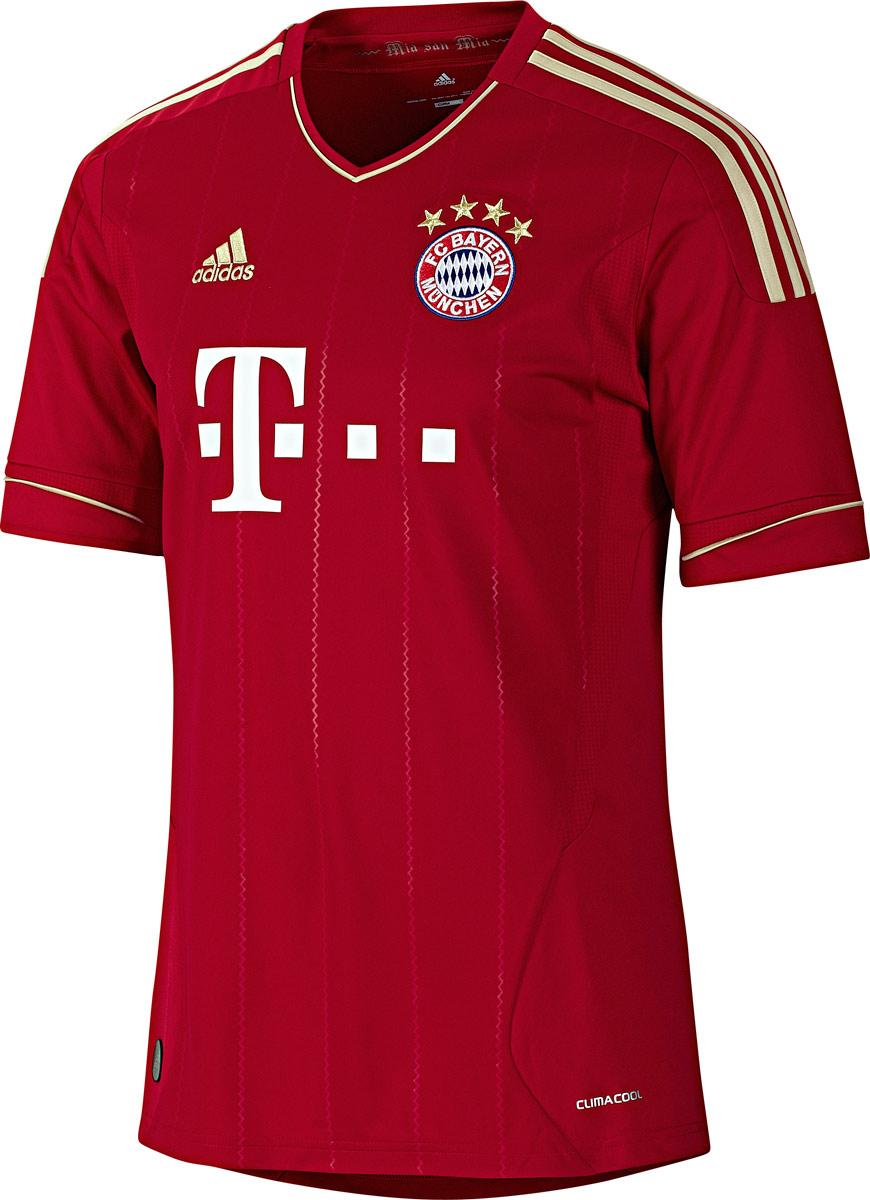 Bayern München - Hjemmebanetrøje 11/13 Børn