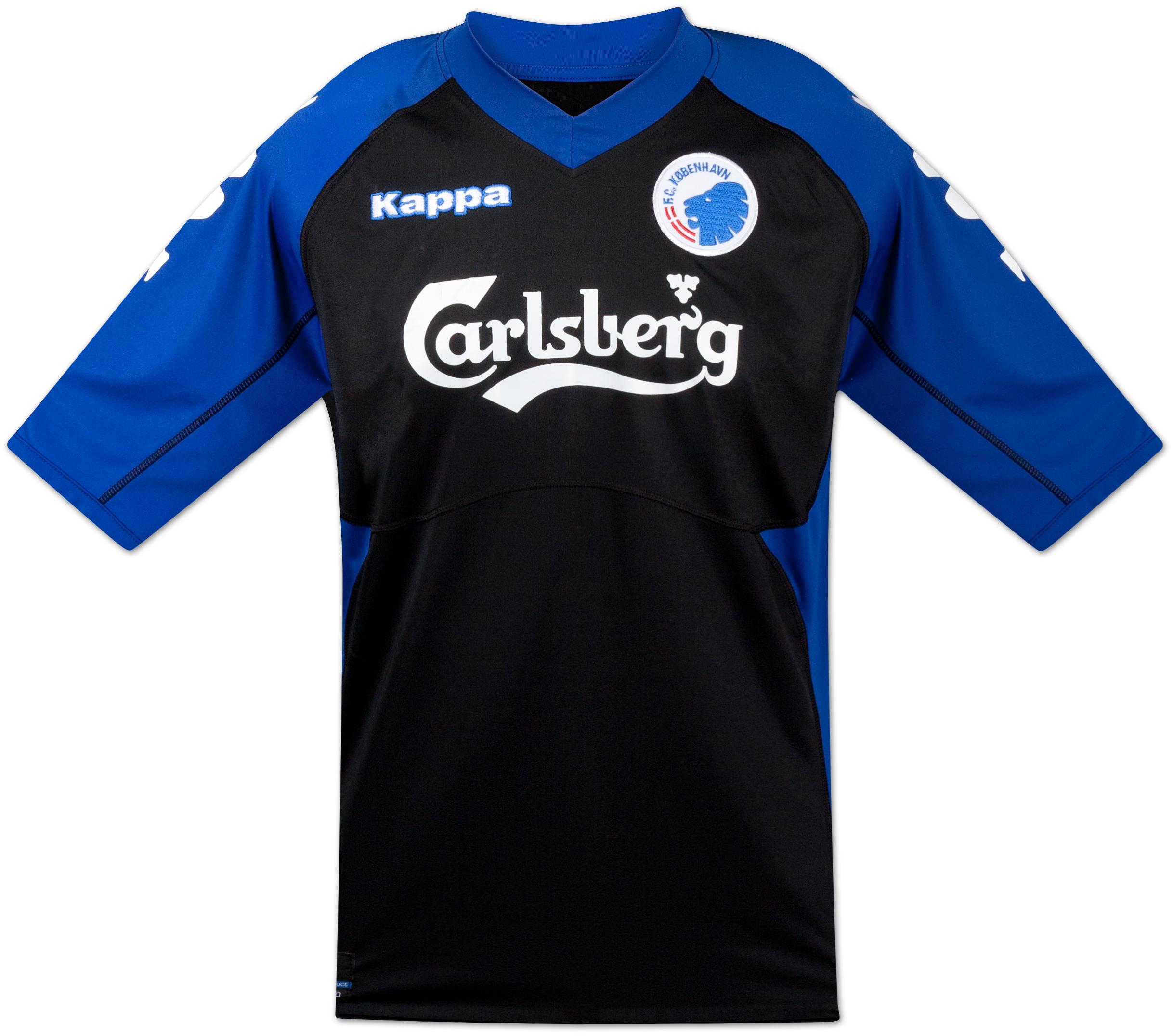 F.C. København - Udebanetrøje EURO 11/12
