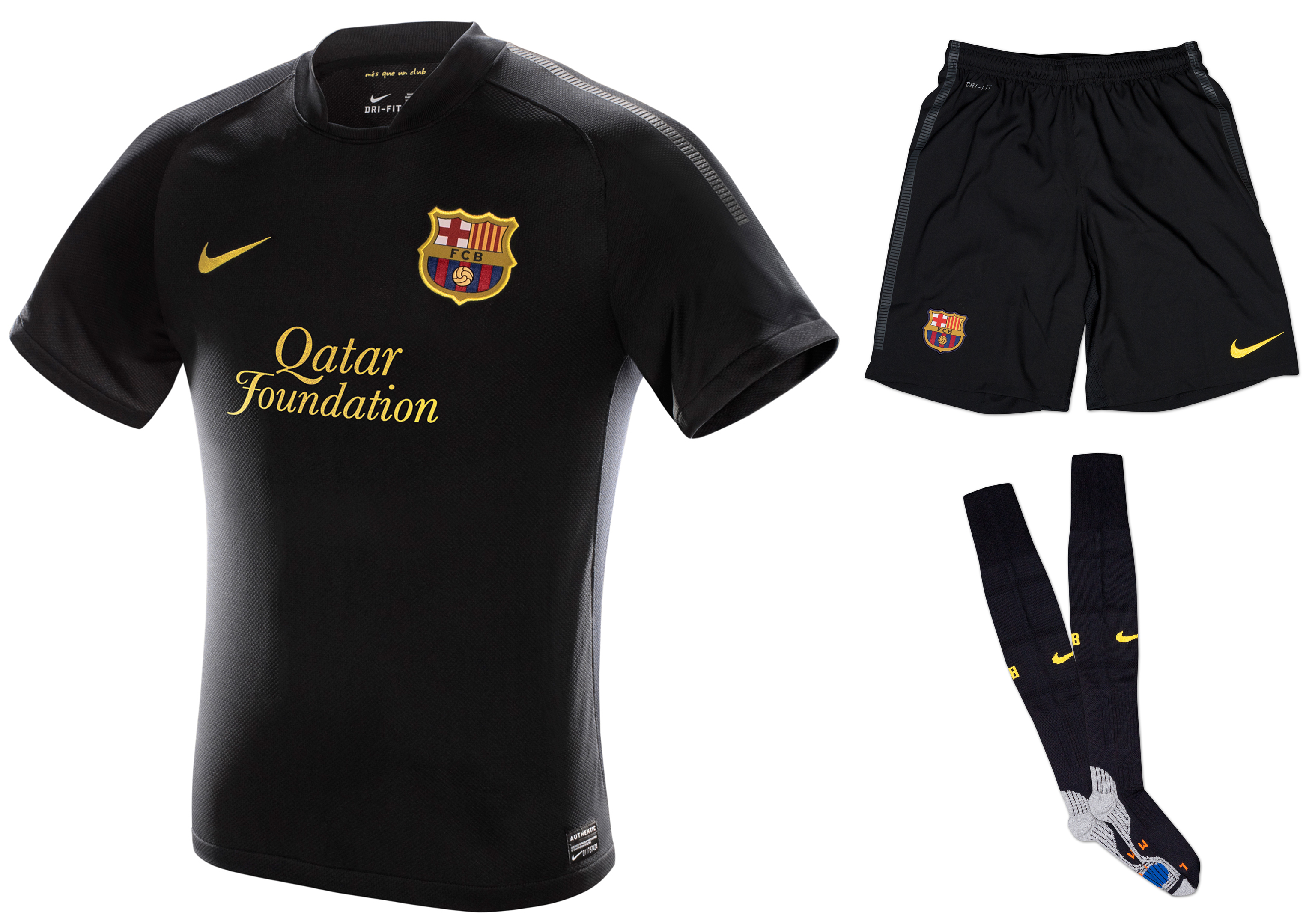 Barcelona - Udebanesæt 11/12 Mini-Kit