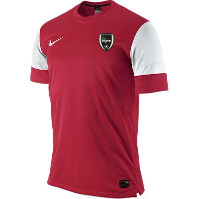 FC Lejre - Udebanetrøje Rød/Hvid Børn