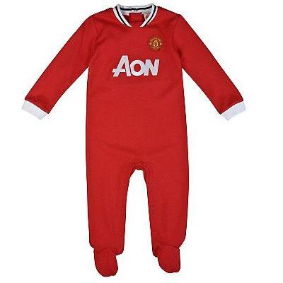 Manchester United - Pyjamas 6/9 Mdr.