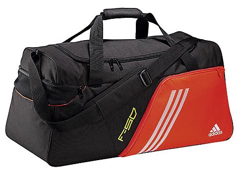 adidas - F50 Sportstaske Sort/Orange