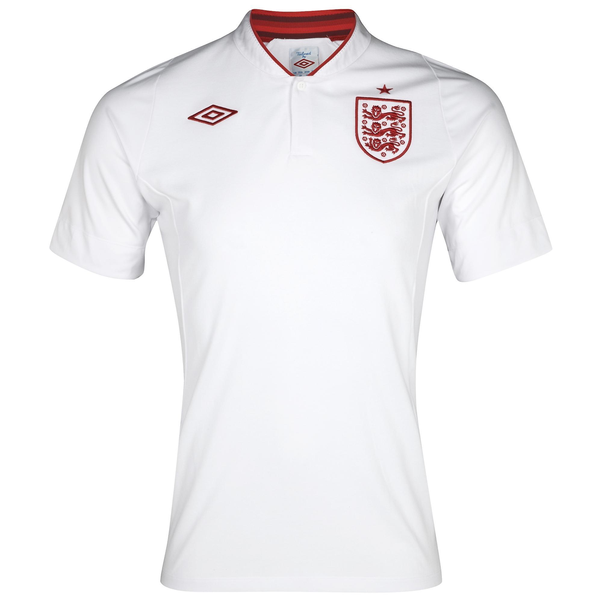 England - Hjemmebanetrøje 2012/13 Børn