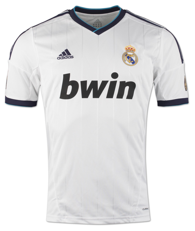 Real Madrid - Hjemmebanetrøje 2012/13 Børn