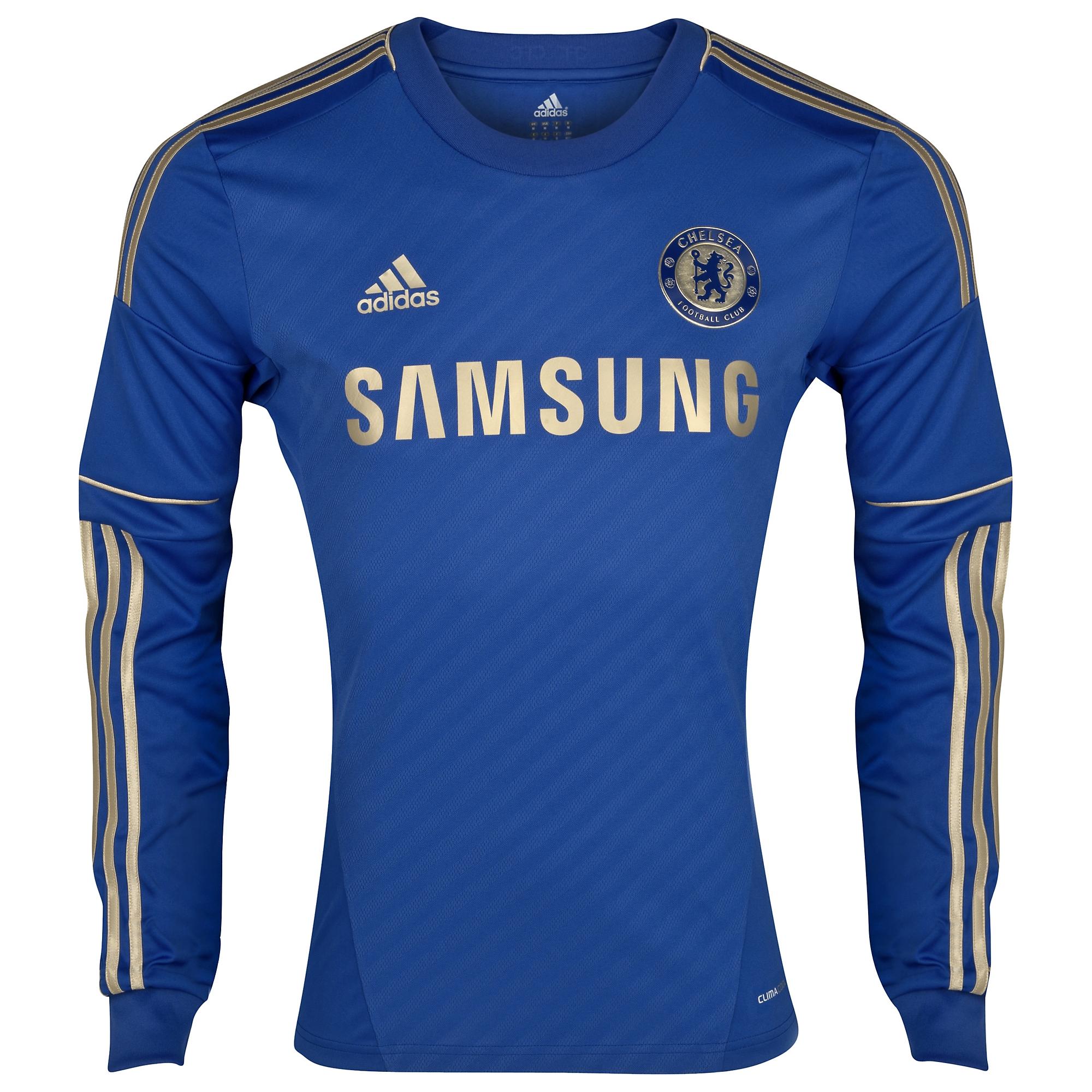 Chelsea - Hjemmebanetrøje 2012/13 L/Æ
