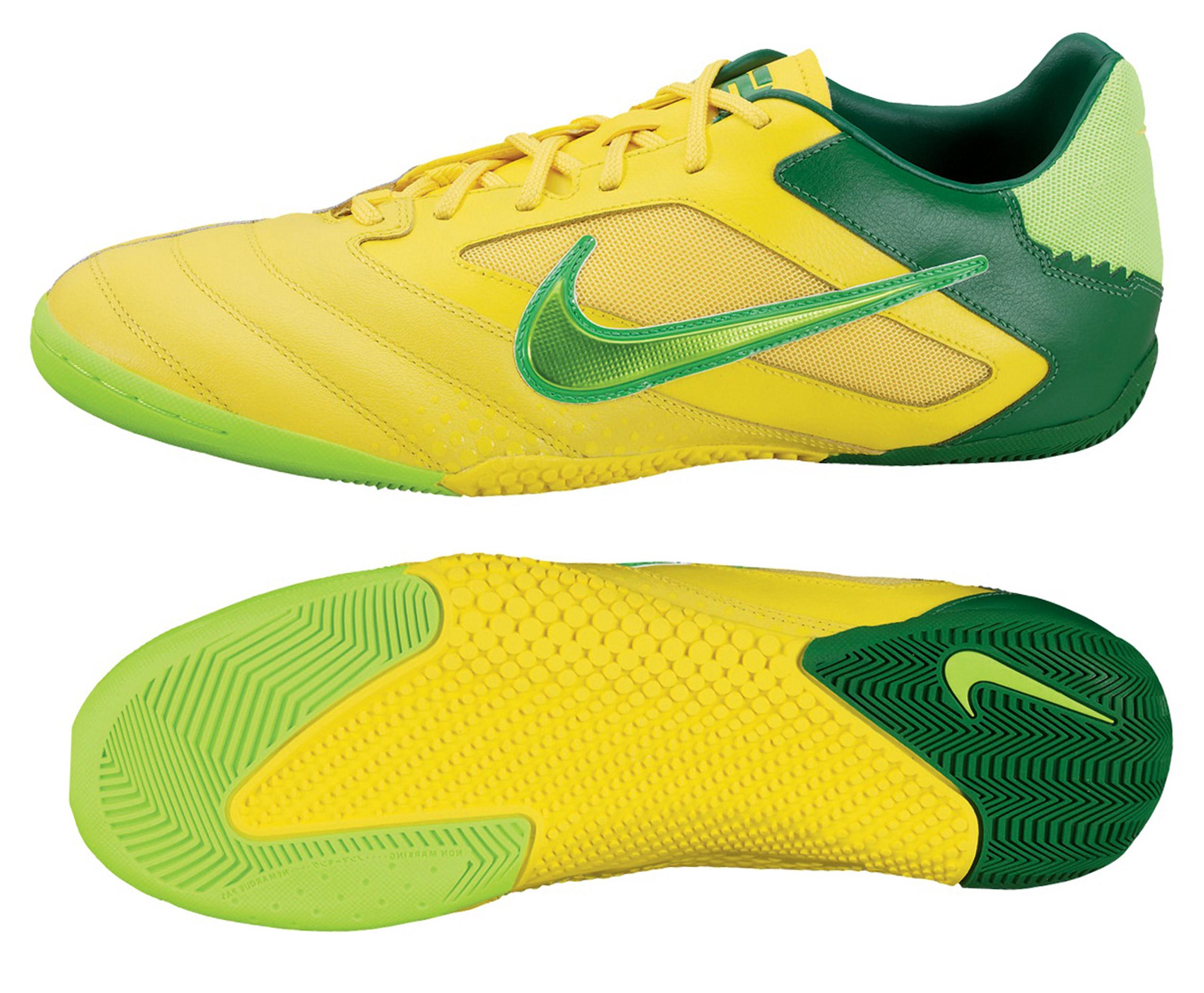 Nike - Nike5 Elastico Pro Gul/Grøn